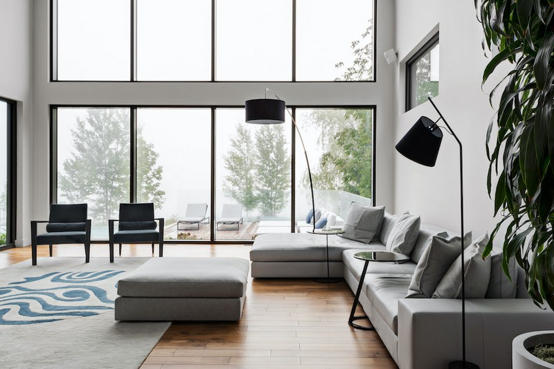 The Best Interior Design Projects In Montreal interior design projects in montreal The Best Interior Design Projects In Montreal 2 residence sur le lac bipede