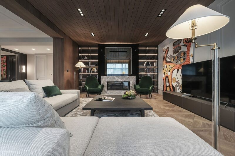 interior design projects in kyiv The Best Interior Design Projects In Kyiv Kiev Wonderful Projects Stylish Displays of Sophistication19 2