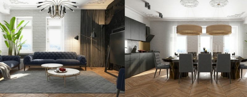 The Best Interior Design Projects In Kyiv interior design projects in kyiv The Best Interior Design Projects In Kyiv Kiev Wonderful projects Stylish displays of sophistication3 1