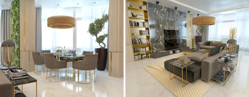 The Best Interior Design Projects In Kyiv interior design projects in kyiv The Best Interior Design Projects In Kyiv Kiev Wonderful projects Stylish displays of sophistication7 1