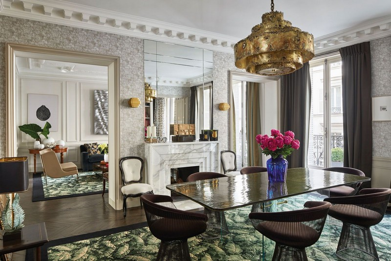 The Best Interior Design Projects In Paris (Part II) interior design projects in paris The Best Interior Design Projects In Paris (Part II) Modern Design Paris Apartment by Champeau and Wilde