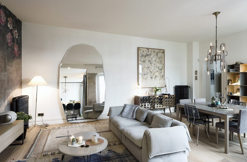 The Best Interior Design Projects In Paris (Part II) interior design projects in paris The Best Interior Design Projects In Paris (Part II) Paris Showroom by 10surdix design studio
