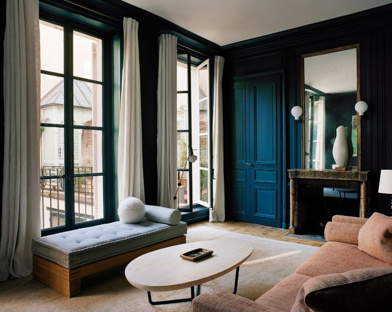 The Best Interior Design Projects In Paris (Part II) interior design projects in paris The Best Interior Design Projects In Paris (Part II) Parisian Apartment by Pierre Yovanovitch