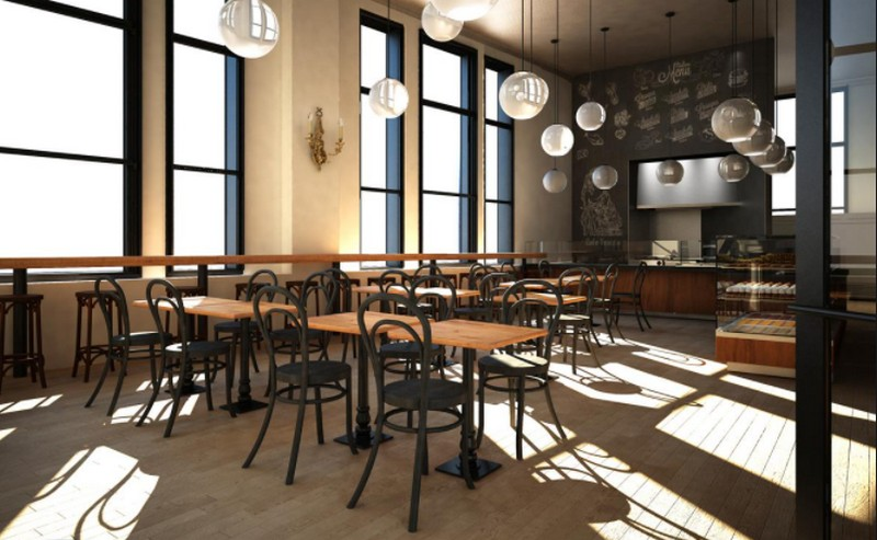 The Best Interior Design Projects In Montreal interior design projects in montreal The Best Interior Design Projects In Montreal caffe bistro venezia kelli