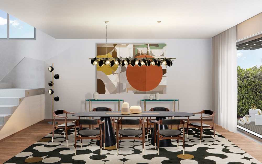 Dining Room Inspiration: The Versatility of Contemporary Modern Design