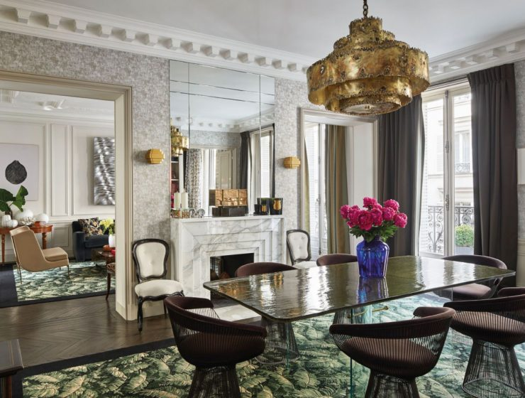 The Best Interior Design Projects In Paris (Part II) interior design projects in paris The Best Interior Design Projects In Paris (Part II) geat 740x560