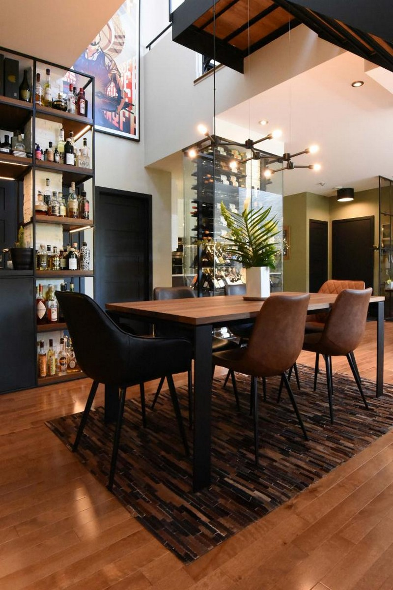 The Best Interior Design Projects In Montreal interior design projects in montreal The Best Interior Design Projects In Montreal gentlemans club philippe harvey