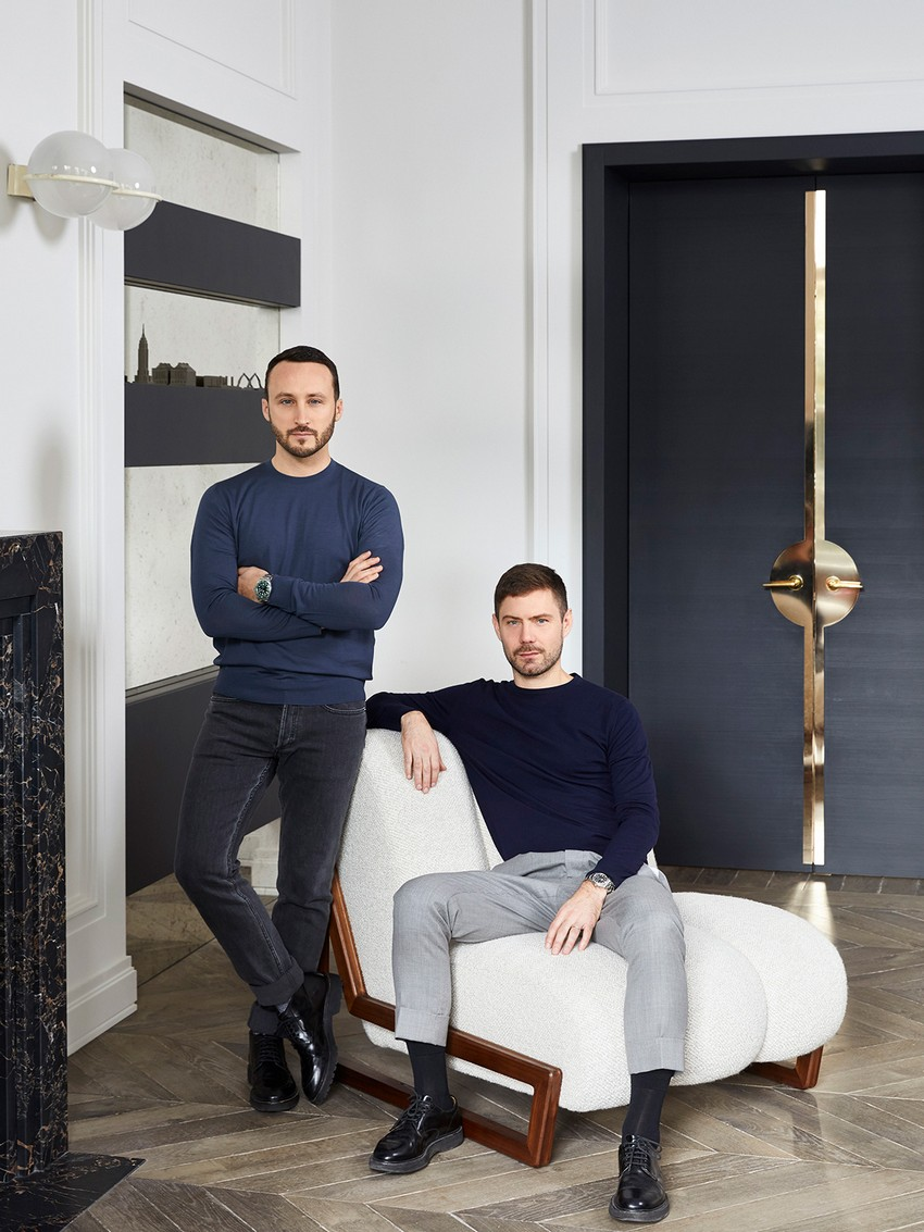 Discover The Luxury Design Elements of Humbert & Poyet humbert & poyet Discover The Luxury Design Elements of Humbert & Poyet CasaDeValentina ADInterieurs2019 18