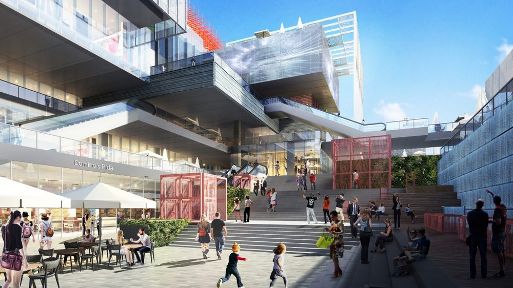 Benoy: Transforming The World We Live In Through Design benoy Benoy: Transforming The World We Live In Through Design cofco joy breeze