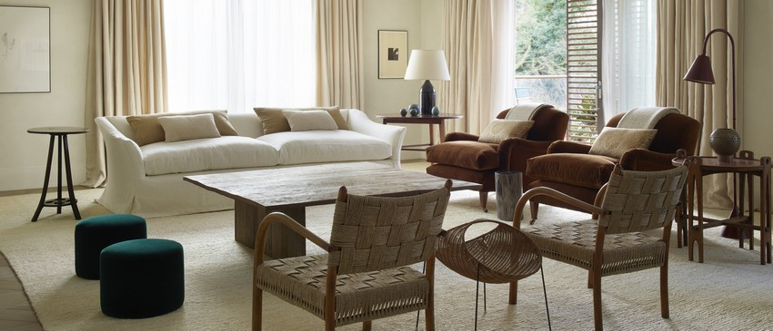 rose uniacke Rose Uniacke: The Pursuit of Both Simplicity and Refinement holland park