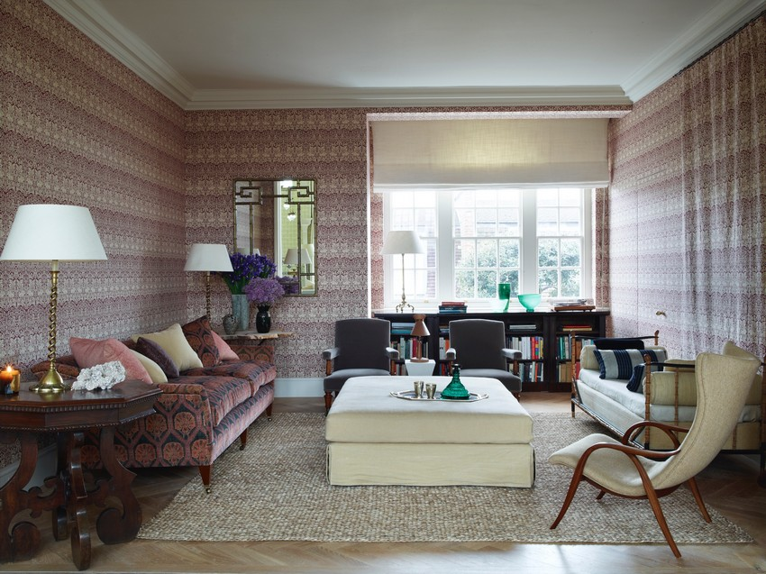 rose uniacke Rose Uniacke: The Pursuit of Both Simplicity and Refinement london townhouse