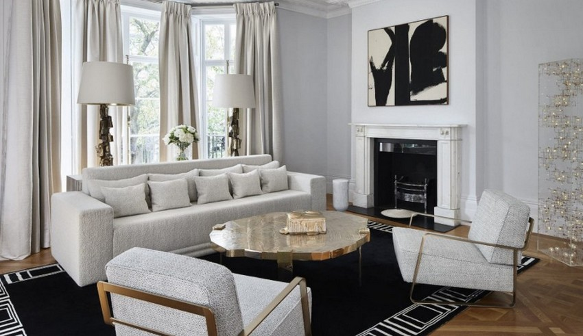 stéphanie coutas Blending Neoclassic and Contemporary Elements with Stéphanie Coutas london