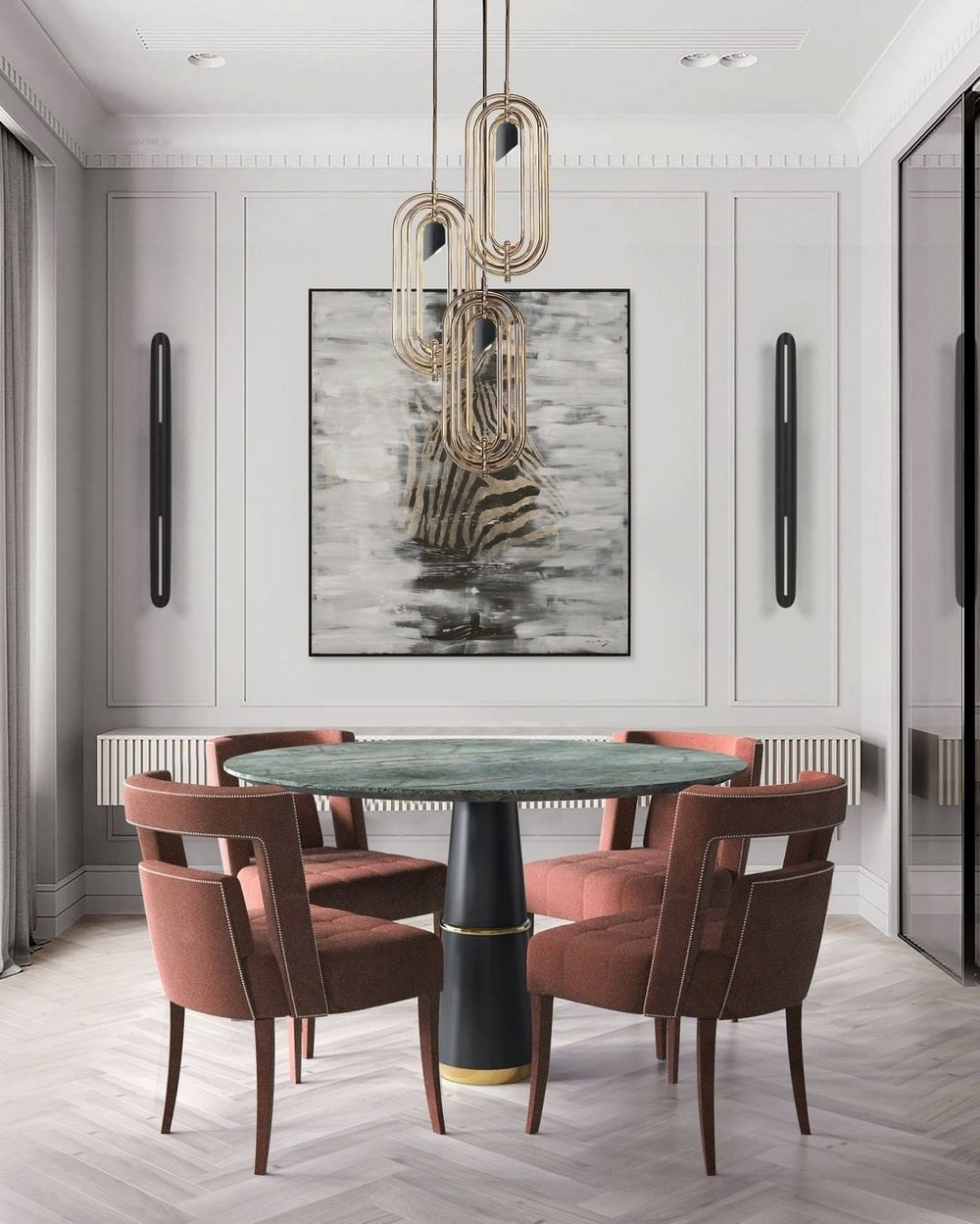 luxury dining rooms Searching For Inspiration? Here Are Our Favorite Luxury Dining Rooms 11