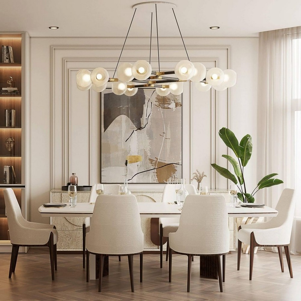 luxury dining rooms Searching For Inspiration? Here Are Our Favorite Luxury Dining Rooms 6