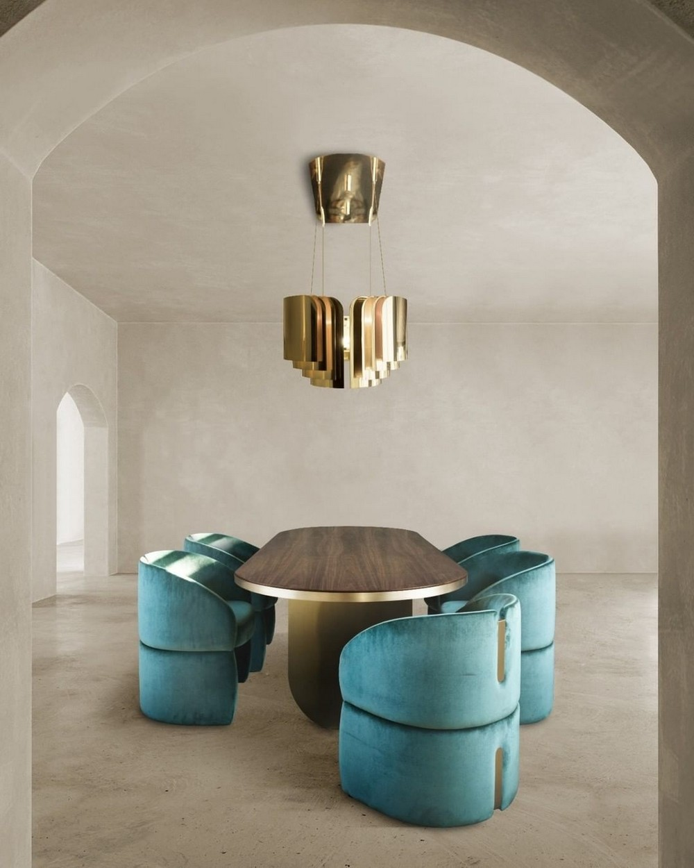 luxury dining rooms Searching For Inspiration? Here Are Our Favorite Luxury Dining Rooms 8