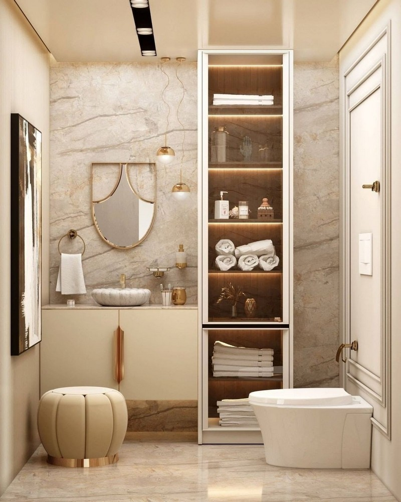 luxury bathrooms Searching For Inspiration? Discover Breathtaking Luxury Bathrooms Here 9 Luxury Bathrooms Ideas that Will Blow Your Mind 1
