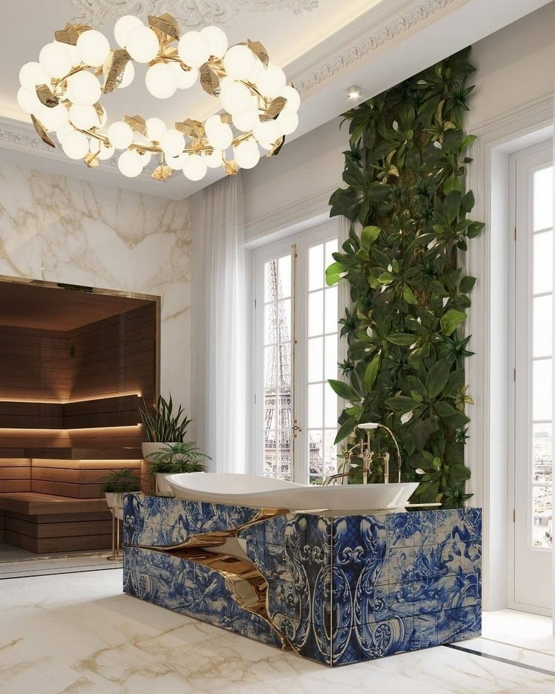 luxury bathrooms Searching For Inspiration? Discover Breathtaking Luxury Bathrooms Here 9 Luxury Bathrooms Ideas that Will Blow Your Mind 2