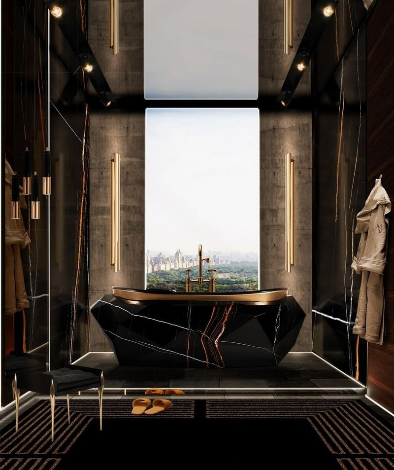 luxury bathrooms Searching For Inspiration? Discover Breathtaking Luxury Bathrooms Here 9 Luxury Bathrooms Ideas that Will Blow Your Mind 3