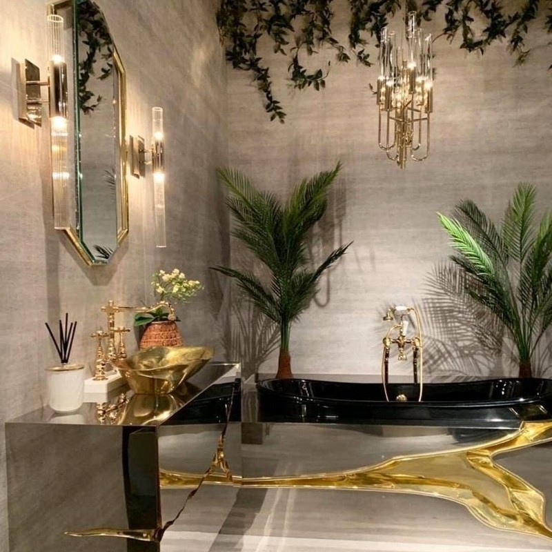 luxury bathrooms Searching For Inspiration? Discover Breathtaking Luxury Bathrooms Here 9 Luxury Bathrooms Ideas that Will Blow Your Mind 7