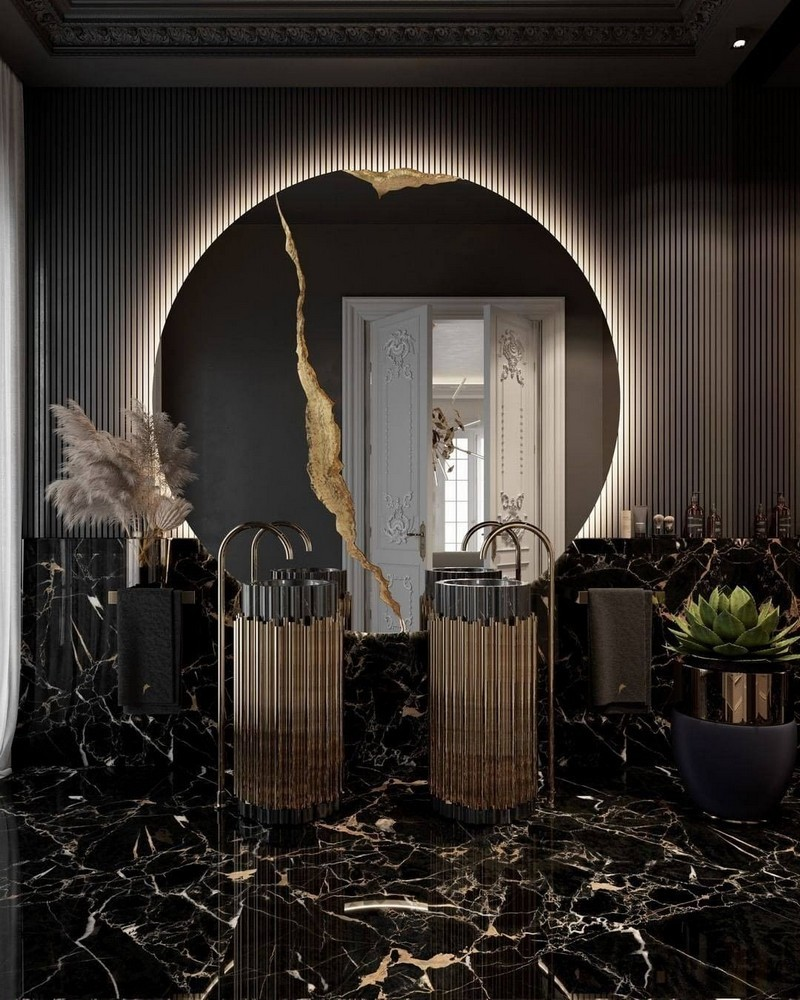 luxury bathrooms Searching For Inspiration? Discover Breathtaking Luxury Bathrooms Here 9 Luxury Bathrooms Ideas that Will Blow Your Mind 8