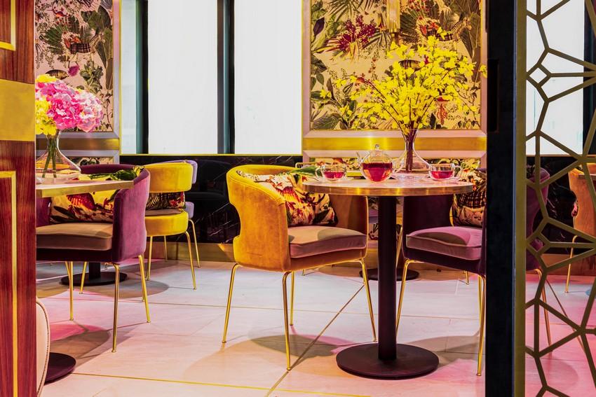 arc le salon Arc Le Salon: A Mayfair Deluxe Lounge ARC Cafe 01 1