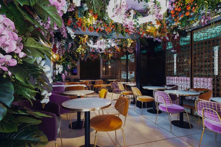 arc le salon Arc Le Salon: A Mayfair Deluxe Lounge ARC Forest Cafe