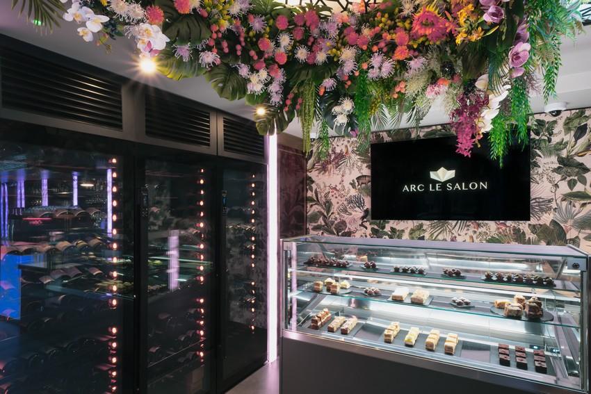 arc le salon Arc Le Salon: A Mayfair Deluxe Lounge ARC Lobby