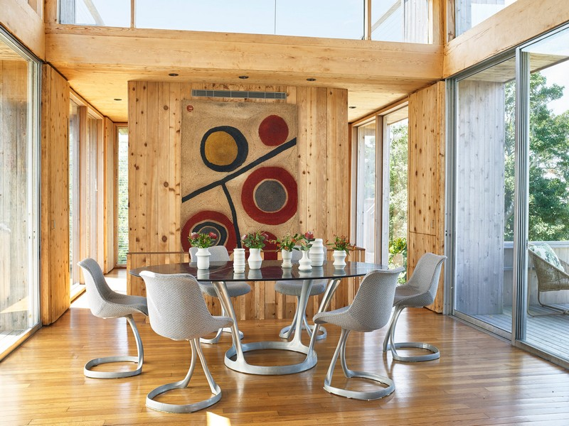 peter dunham Restraint With A Kick: Interior Design Projects by Peter Dunham Dunham Diningroom TriaGiovanPhotography 193