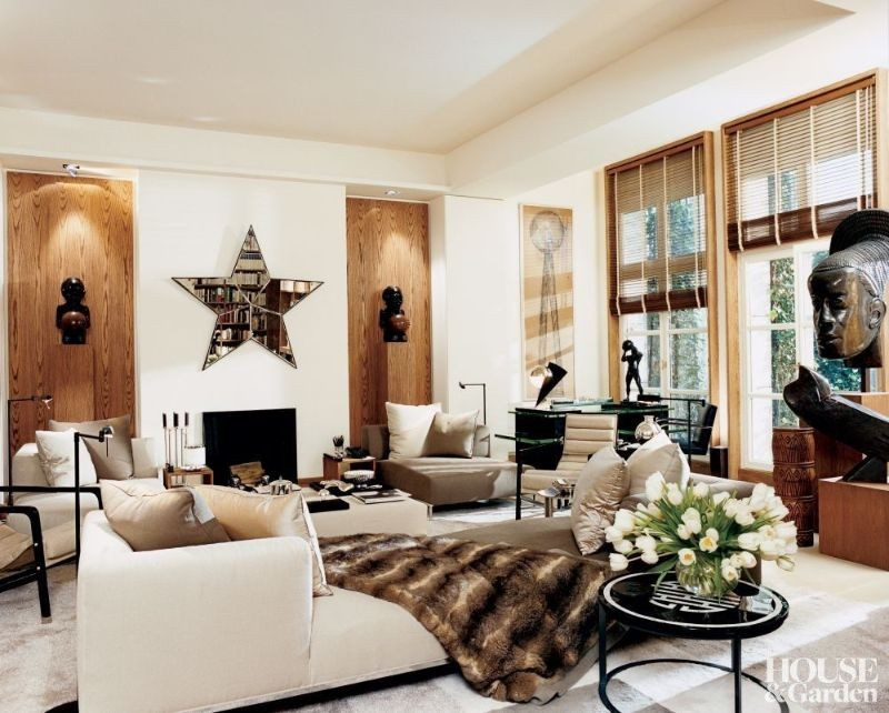 françois catroux François Catroux: The Interior Design Legacy Of A Legend Francois Catroux A Designer That Combines Modern and Vintage Trends 3