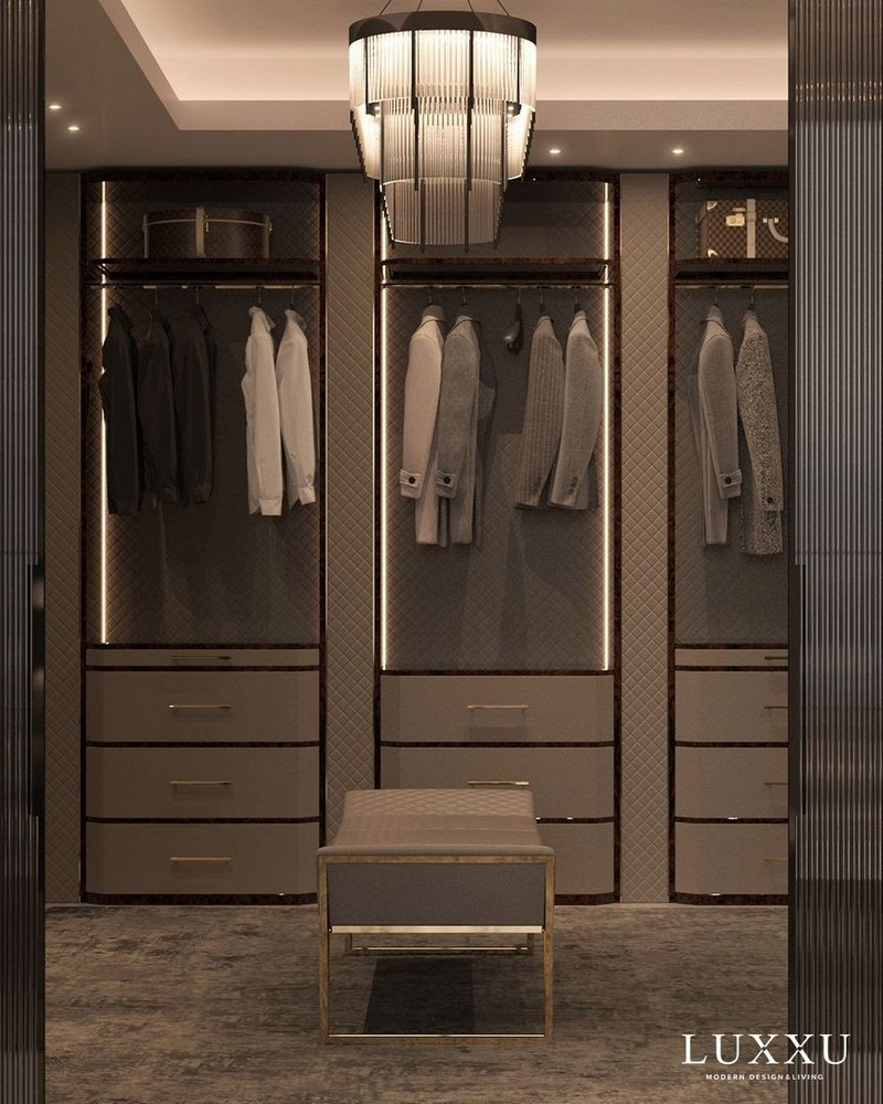 luxury closet Searching For Inspiration? Discover Amazing Luxury Closet Ideas Jaw Dropping Walk in Closets That will Make you Fall in Love 4