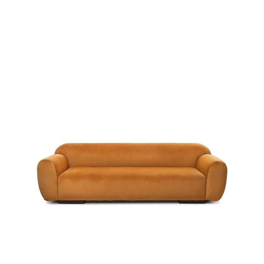 charles zana Charles Zana: Interior Design Projects Full of Art and Storytelling bb otter sofa 01