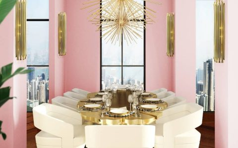 luxury dining rooms Searching For Inspiration? Here Are Our Favorite Luxury Dining Rooms feat 2021 06 01T110639