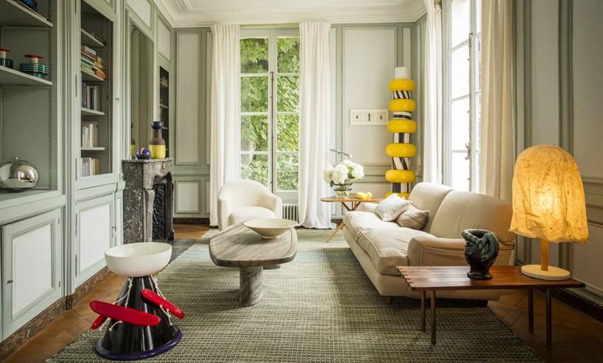charles zana Charles Zana: Interior Design Projects Full of Art and Storytelling grenelle