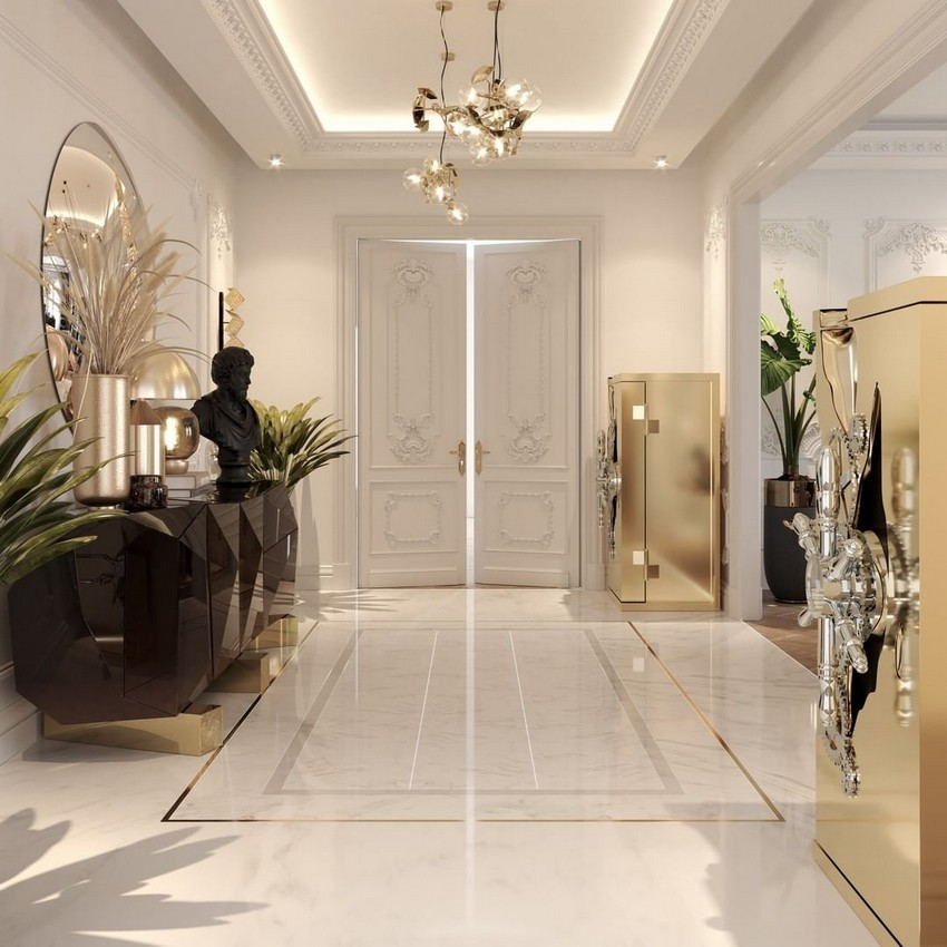 hallway ideas Hallway Ideas To Give Your Guests A Warm Welcome hallway ideas give your guests warm welcome 10