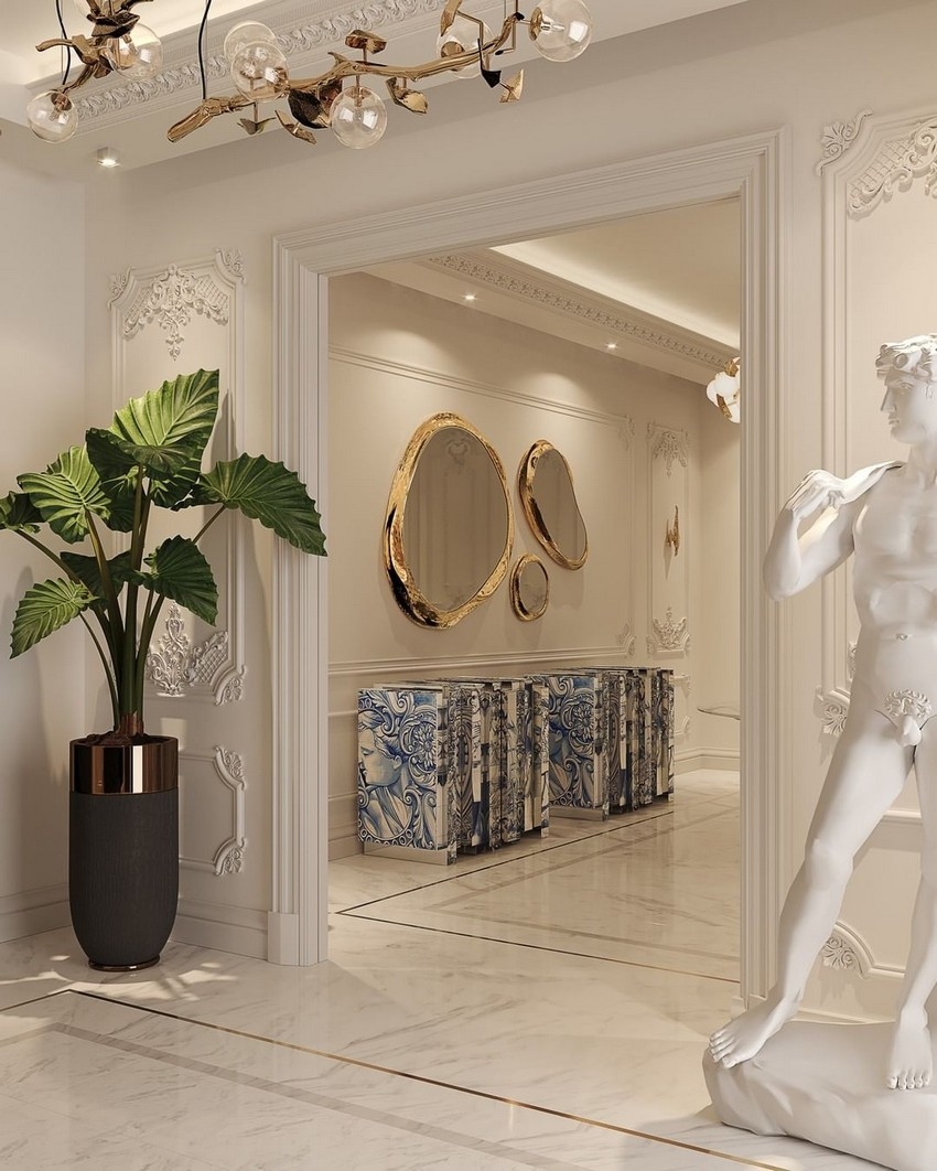 hallway ideas Hallway Ideas To Give Your Guests A Warm Welcome hallway ideas give your guests warm welcome 2