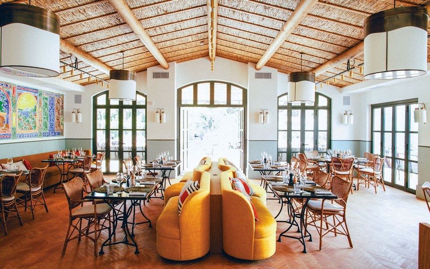 charles zana Charles Zana: Interior Design Projects Full of Art and Storytelling lou pinet
