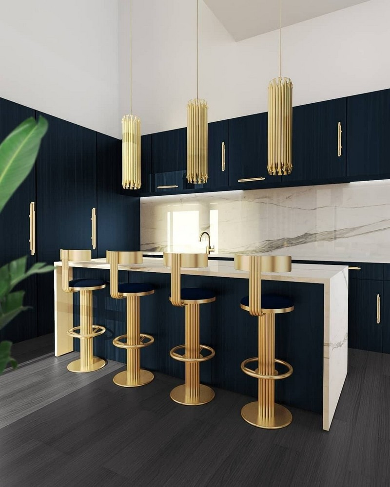 luxury kitchen Searching For Inspiration? Have A Look At These Luxury Kitchen Ideas modern kitchen decor ideas for 2021 4