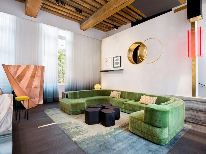 charles zana Charles Zana: Interior Design Projects Full of Art and Storytelling quai