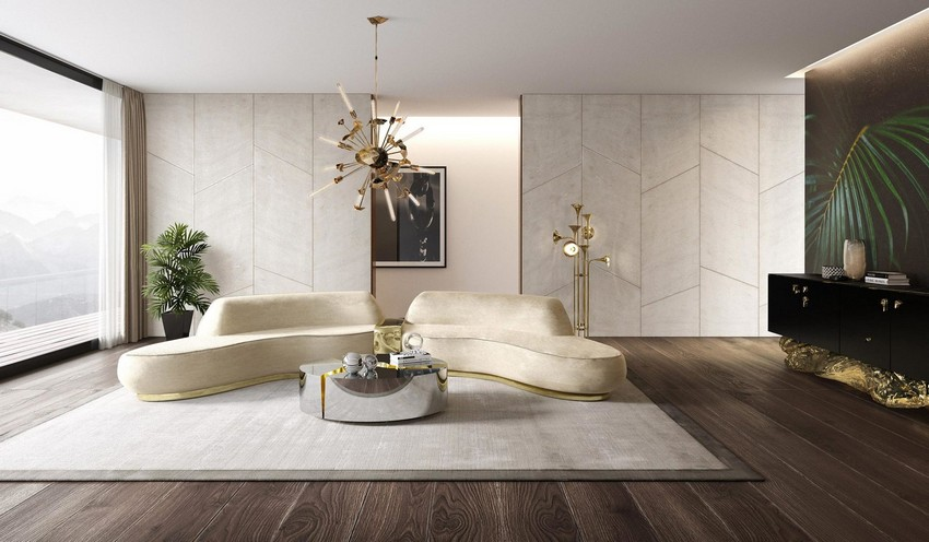 living room Discover How To Shape A Timeless Style In Your Living Room 1 6
