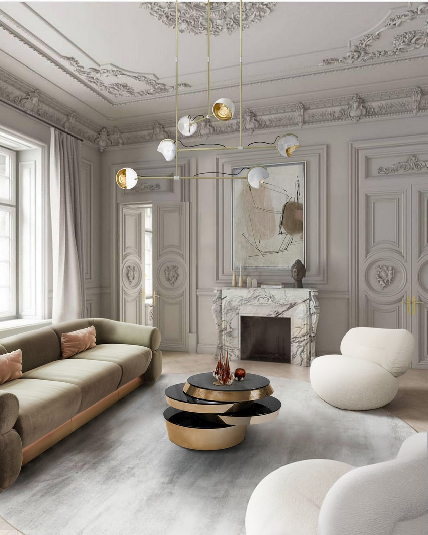 living room Discover How To Shape A Timeless Style In Your Living Room 12