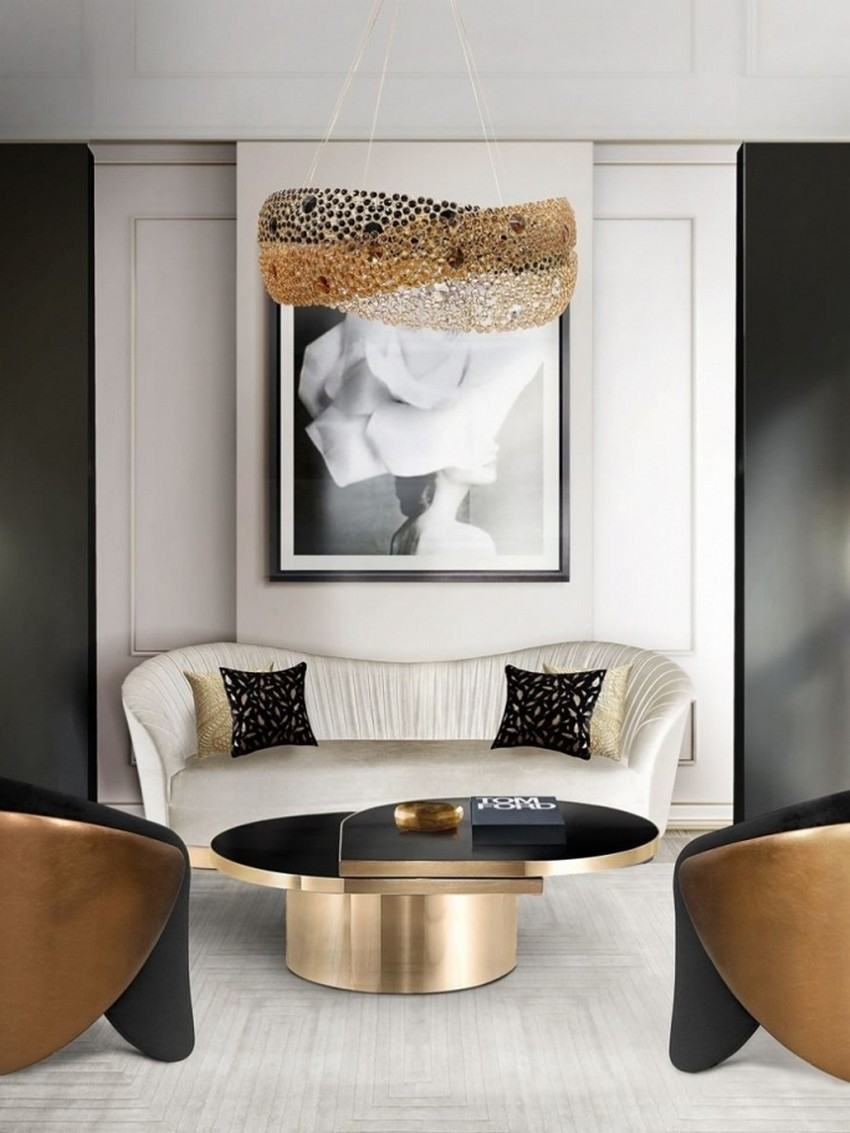 living room Discover How To Shape A Timeless Style In Your Living Room 9