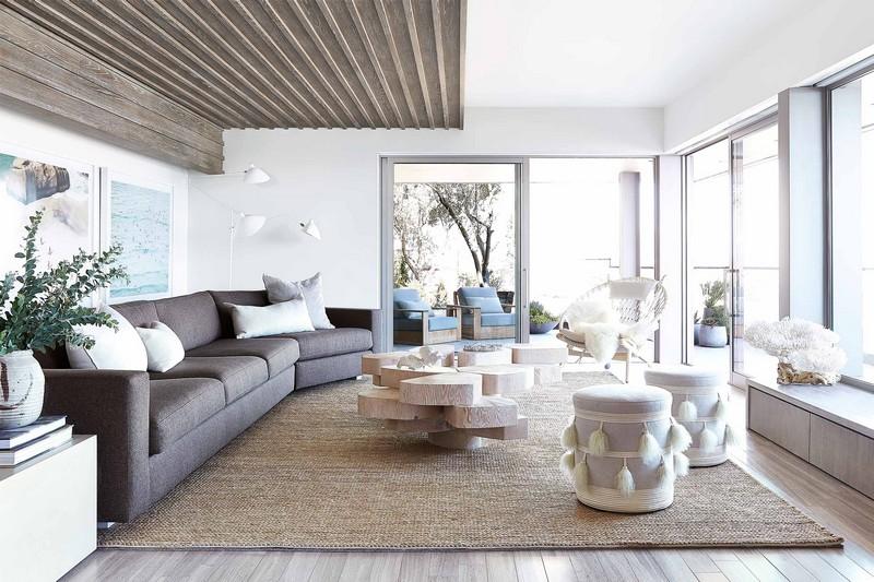 jamie bush Inside Jamie Bush's Top Interior Design Projects JamieBush SeasideRetreat 3