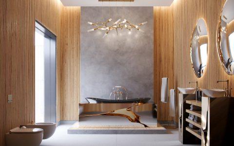 Extravagant Contemporary Master Bathroom by Natan Argente master bathroom Extravagant Contemporary Master Bathroom by Natan Argente feat 2021 07 13T155123