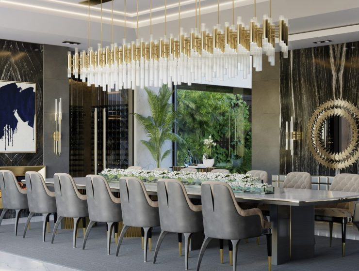 Kitchen And Dining Room Design Ideas With Style To Spare (Part II)