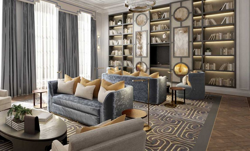 katharine pooley Katharine Pooley: A Refined Yet Eclectic Aesthetic You Will Love historic london