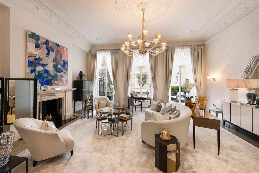 katharine pooley Katharine Pooley: A Refined Yet Eclectic Aesthetic You Will Love knightsbrige