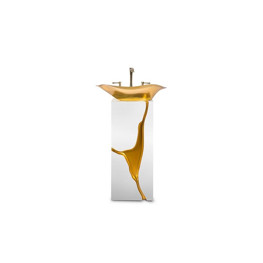 master bathroom Extravagant Contemporary Master Bathroom by Natan Argente lapiaz freestand maison valentina 01