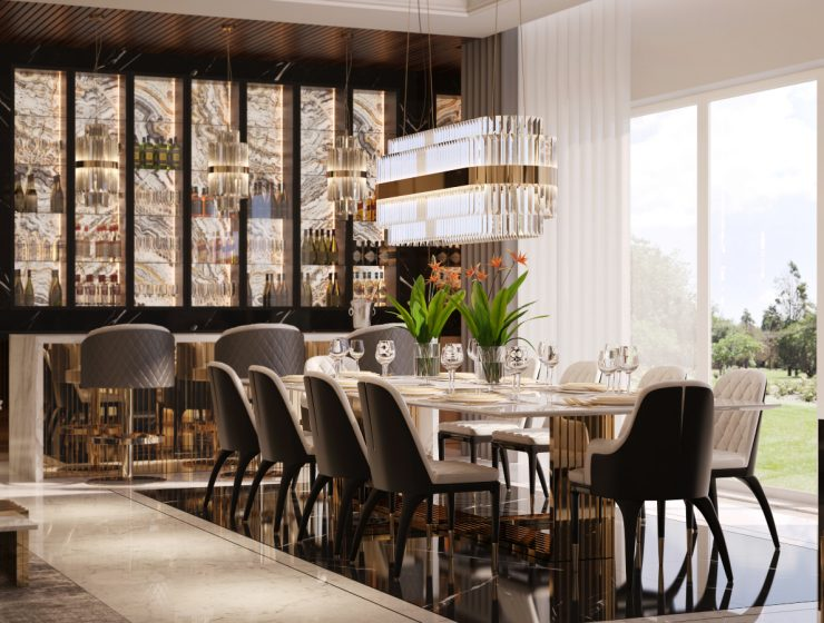 Kitchen And Dining Room Design Ideas With Style To Spare (Part III)