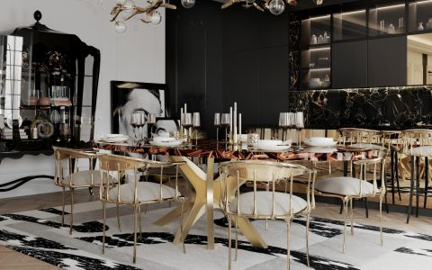 Kitchen And Dining Room Design Ideas With Style To Spare (Part IV)