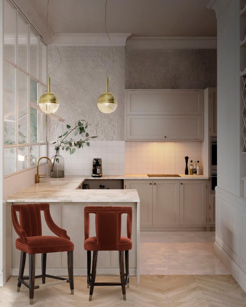 contemporary modern kitchen